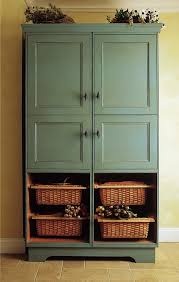 Free Standing Cabinets For Kitchen Diy Free Standing Kitchen Pantry Home Pinterest Standing