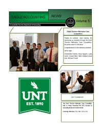 volume 5 by unt college of business issuu