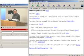 liteminutes an internet based system for multimedia meeting minutes