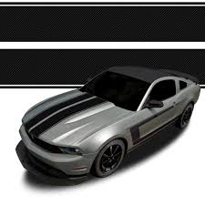 decals for ford mustang racing stripes automotive vinyl graphics and decals kit shown