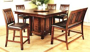 Counter Height Table Legs Small Square Wooden Pedestal Table Square Pedestal Dining Table