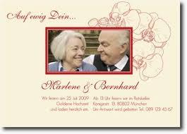 einladungskarten goldene hochzeit mit foto einladungen goldene hochzeit kostenlos sajawatpuja