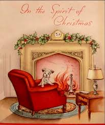 Victorian Christmas Card Designs 664 Best Christmas Hearth Fireplace Images On Pinterest Vintage
