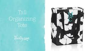 thirty one gifts u2013 tall organizing tote youtube