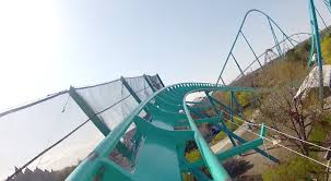 Canada S Wonderland Map by Leviathan Pov Real Front Seat Onride Canada U0027s Wonderland 2012