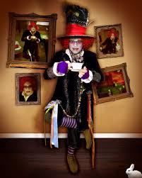 Mad Hatter Halloween Costume Men Mens Halloween Costumes Memorable Impression