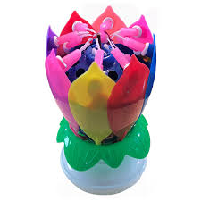 musical birthday candle amazing lotus musical birthday candle online shopping for