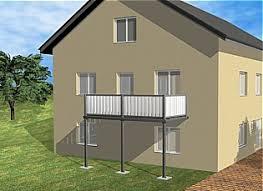 balkon stahlkonstruktion preis die balkonmacher balkonbausatz