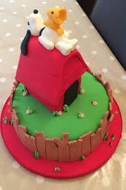 festa snoopy 37 inspirações para arrasar snoopy cake designs
