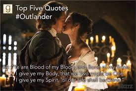 goodreads post top five outlander quotes on goodreads