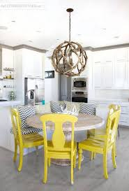 yellow kitchen table and chairs yellow kitchen chairs yellow dining table best 25 yellow kitchen