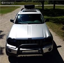 2006 jeep grand cherokee custom 4717 custom offsets wheel shine kit for painted wheels
