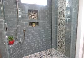 shower amazing shower tile designs mosaic glass tile shower