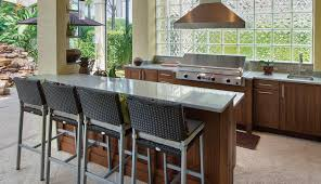 Outdoor Kitchen Manufacturers Of Distinction NatureKast - Outdoor kitchen cabinets polymer