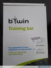 canne si e decathlon canne ou barre d apprentissage vélo btwin decathlon a vendre