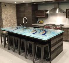 plan de travail cuisine verre plan de travail en verre tous les fabricants de l architecture et
