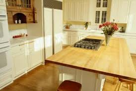 Kitchen Island Countertop Overhang Maximum Overhang For A Laminate Countertop Home Guides Sf Gate