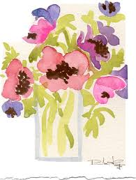 simple flower painting ideas for beginners sloped ceiling outdoor