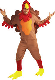 oversized halloween costumes adults johnny o turkey costume buycostumes com