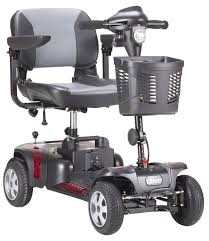 phoenix 4 wheel heavy duty scooter drive medical