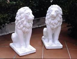 marble lions for sale lion set statue large lions statue sculptures garden lions