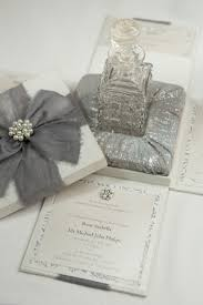 luxury wedding stationery er stationery luxury silk wedding