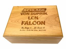 personalized boxes personalized golf box creative laser solutions