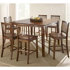 7 piece counter height dining room sets steve silver branson 7 piece counter height dining set wayside