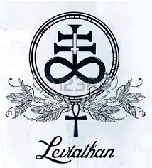 vector satanic eye mandala symbol tattoo design vintage hand