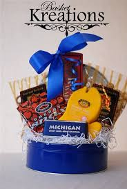 Michigan Gift Baskets Michigan Made Gifts In Baskets Bouquets U0026 Boxes