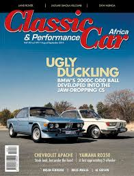 classic u0026 performance car africa april may 2013 by classic