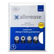 Mattress Bed Bug Cover Maximum Allergy U0026 Bedbug Zippered Mattress Protector Mattress