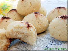 cuisine facile et originale ghribia recette cuisine facile recettes de cuisine et de cuisine