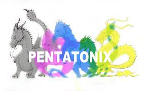 pentatonix album cover style by vkdragonfire on deviantart