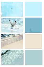 seashore color palettes beach color palette home dec