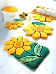 Bathroom Contour Rugs Bathroom Rugs Sets Blatt Me
