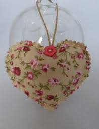 Fabric Heart Decorations Fabric Heart Door Hanger Antique Roses Lace Heart Beaded