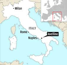 Naples Italy Map Italy Bus Crash Picture Of Smiling Family Of Four Who Died Along