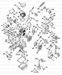cub cadet 124 cub cadet garden tractor engine k301a 12hp diagram