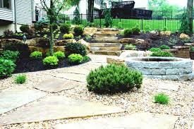backyard landscape ideas patio landscaping brilliant stunning on