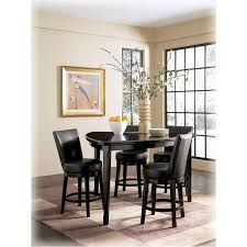 d569 23 ashley furniture emory triangle dining room counter table