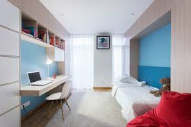 Modern Kids Bedroom Ceiling Designs Two Modern Homes With Rooms For Small Children With Floor Plans