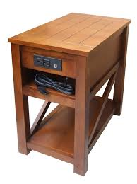 sonoma goods for life cameron charging station end table