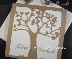 Wedding Invitation Folded Card Popular Design Styles Invitation Cards Buy Cheap Design Styles