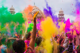 india u0026 holi festival