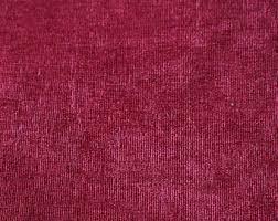 Maroon Upholstery Fabric Velvet Upholstery Fabric Etsy