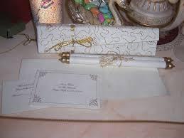 Diy Scroll Invitations Unique Scroll Invitations For Weddings Engagements Birthdays