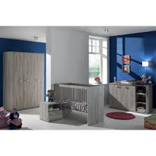 armoire chambre bébé armoire chambre bébé moderne 140cm 3 portes avec courbes coloris