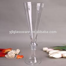 Plastic Trumpet Vase Silver Trumpet Vases Silver Trumpet Vases Suppliers And