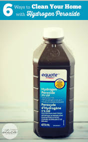 6 ways to clean your home with hydrogen peroxide simply stacie